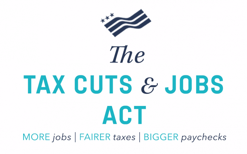 Learn about the Tax Cuts and Jobs Act